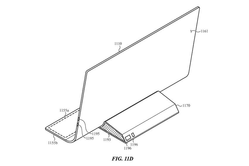Apple хотят создать стеклянный iMac. Компания подала патентную заявку (фото 2)