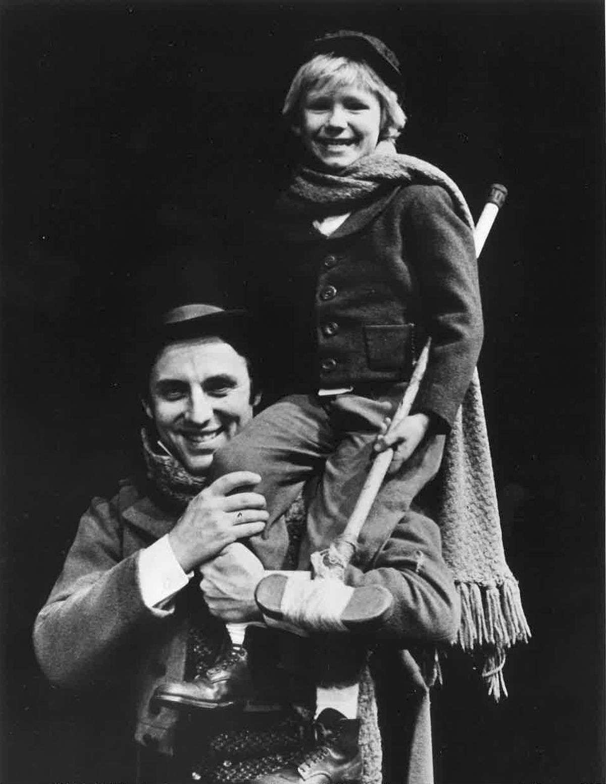 Actors recall their time as Tiny Tim in Goodman's 'Christmas Carol' - Chicago Sun-Times