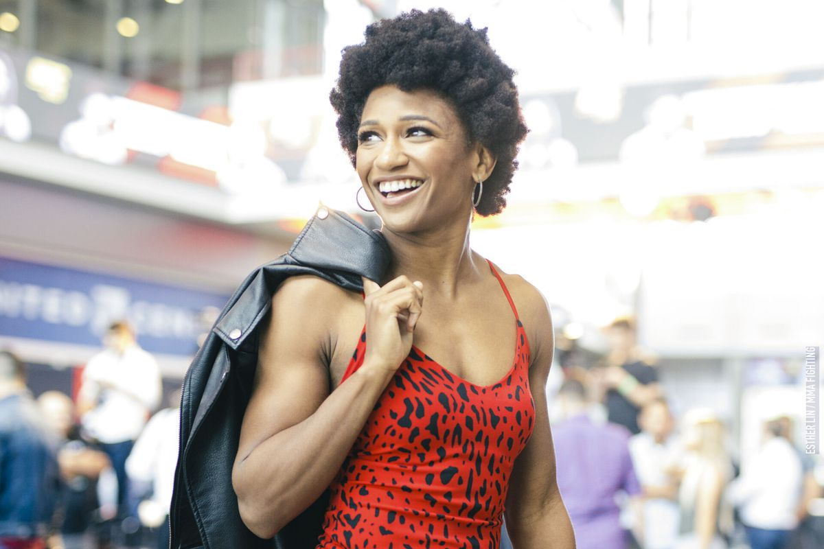 Angela Hill returns for fourth fight in 2019 against Istela Nunes at UFC Mexico City