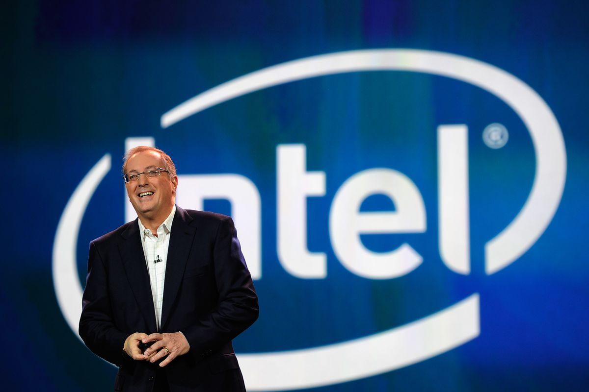Former Intel CEO Paul S. Otellini Dies at Age 66