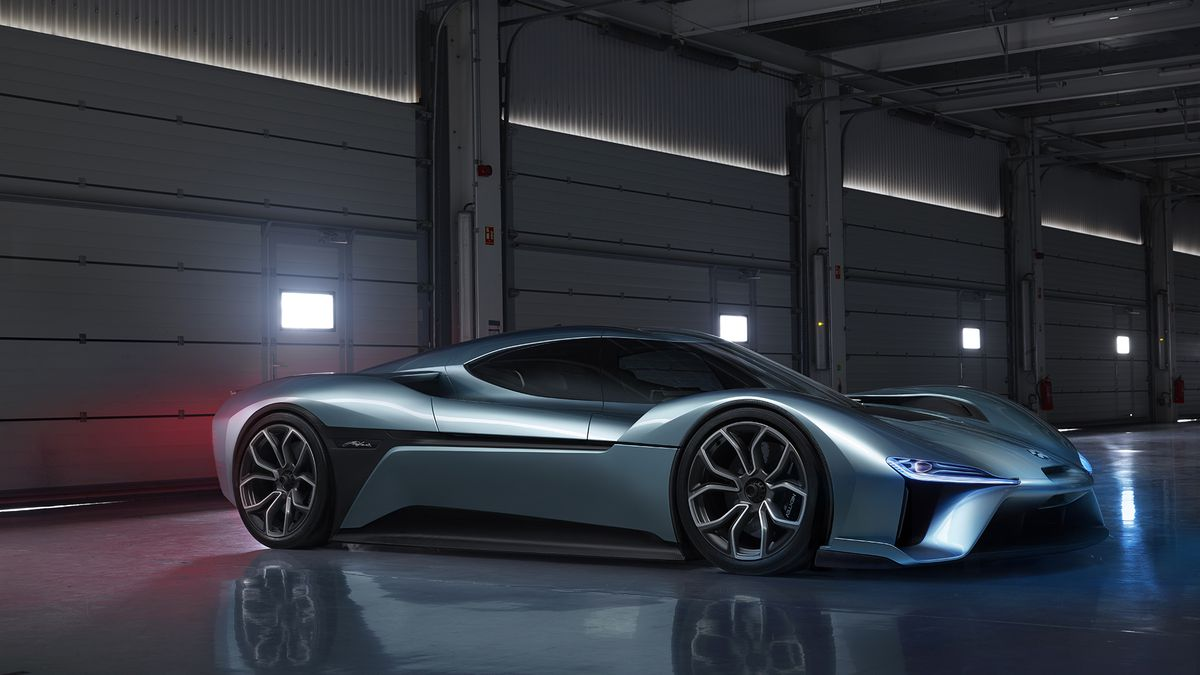 China S Nextev Says Its New Electric Supercar Is The World S Fastest The Verge