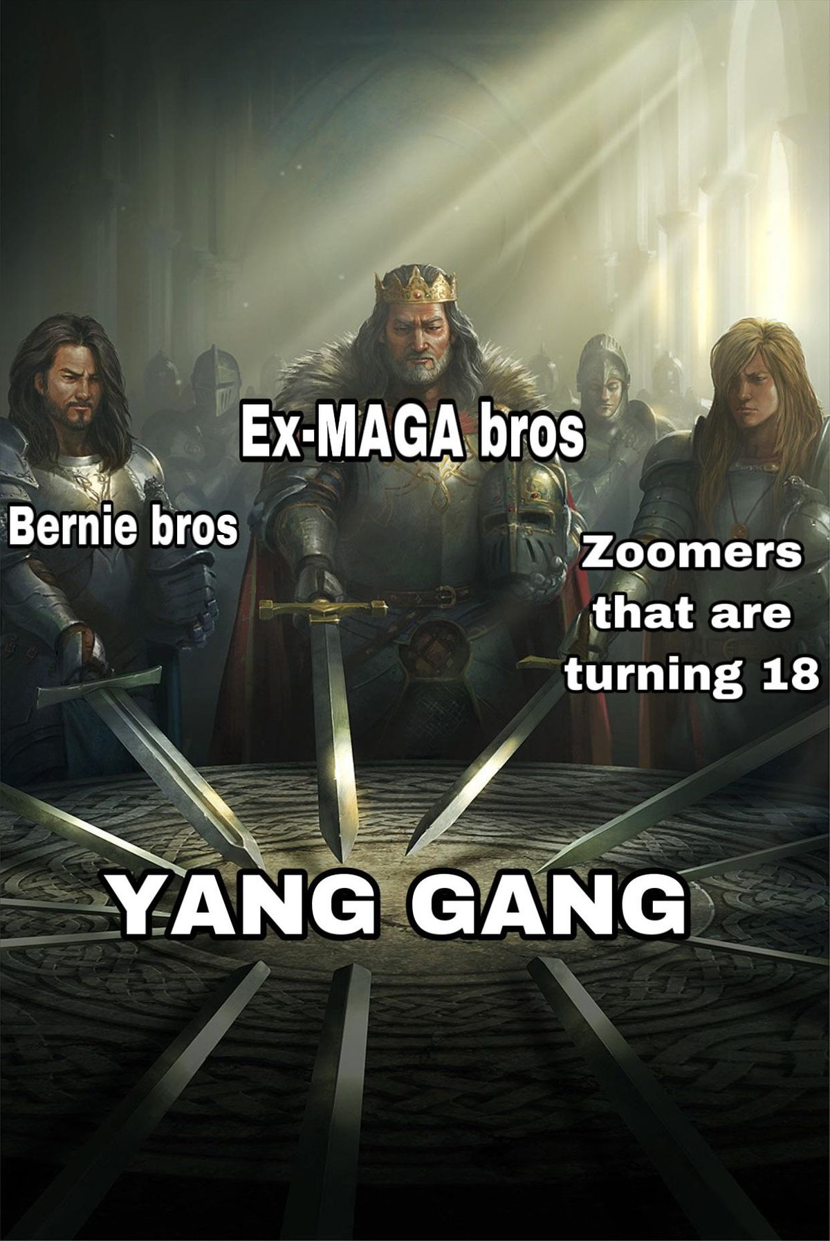 Presidential Candidate Andrew Yang Has A Meme Problem The Verge