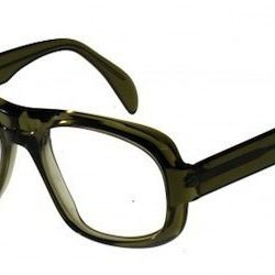 """<strong>Selima Optique</strong> DUSAN """"Ferdinand"""" in Olive, <a href=""""http://selimaoptique.com/products/view/180"""">$360</a>"""