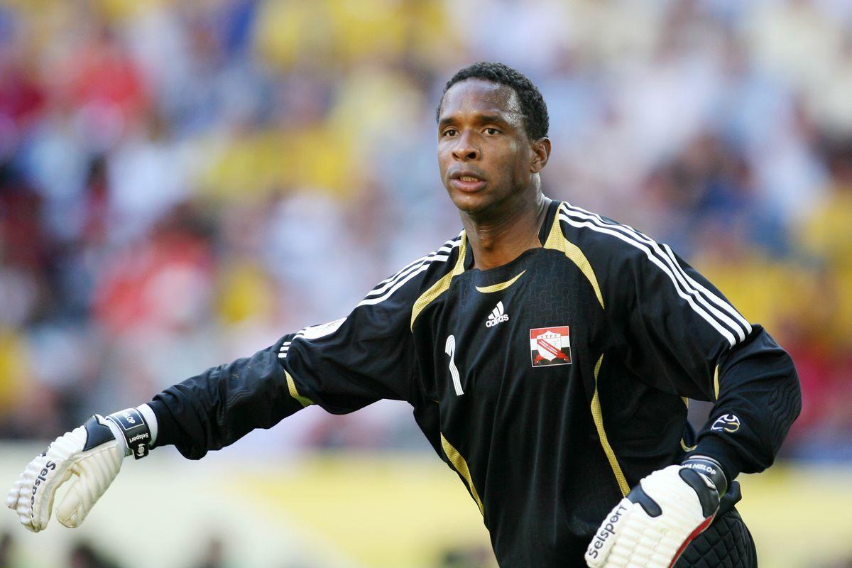 Shaka Hislop - Sportler, Fussball, Torhueter, Trinidad und Tobago