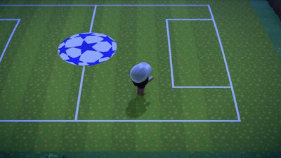 field - How to turn your 'Animal Crossing' island into sports paradise