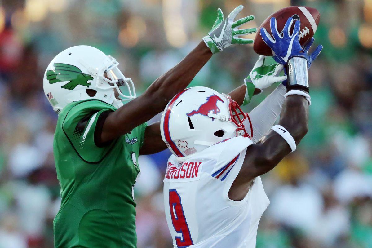 NCAA Football: Southern Methodist at North Texas