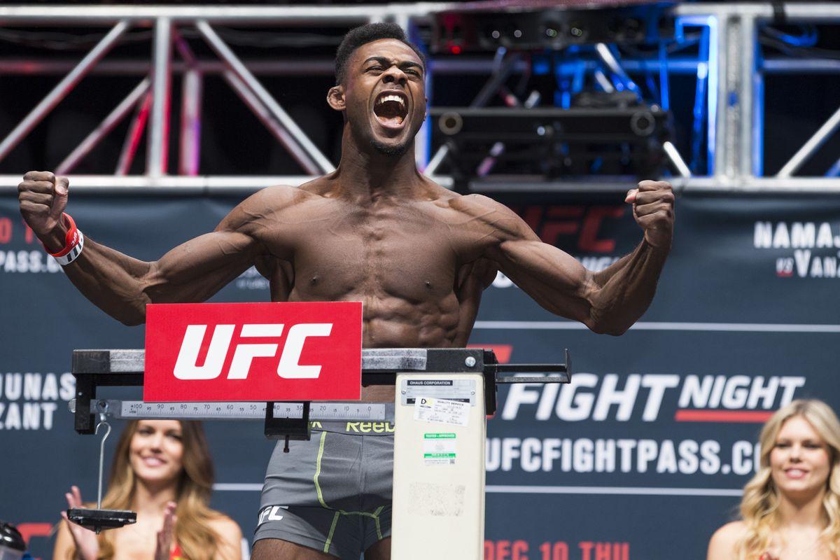 UFC Fight Night 80 Weigh-Ins