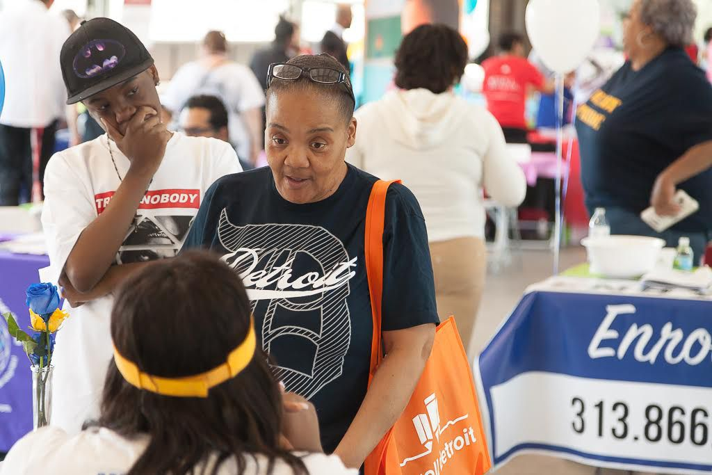 School advocates spent years and more than $700,000 on a streamlined enrollment system called Enroll Detroit but a pilot last year drew few participants and the effort has been largely abandoned.