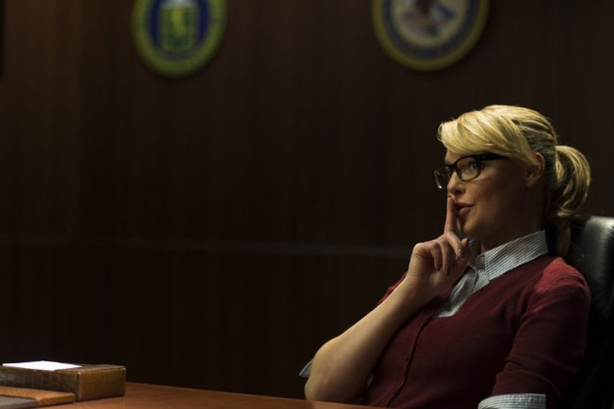 Katherine Heigl plays the lead in NBC's new State of Affairs