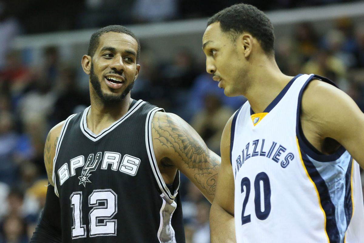 grizzlies vs. spurs, 2016 nba playoffs: game time, tv schedule and