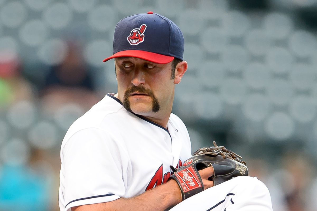 T.J. House also probably had the best mustache on the roster this year.