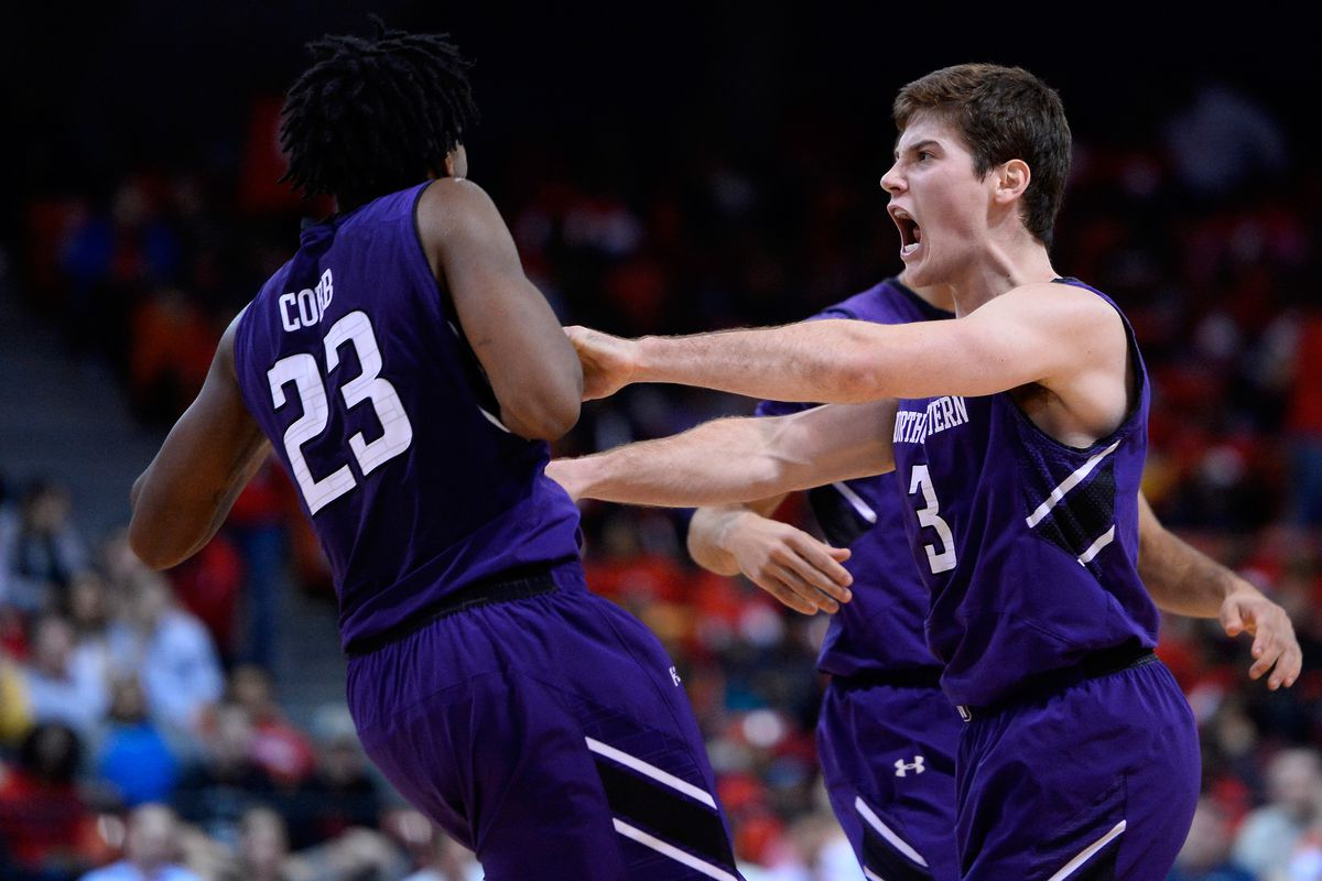 JerShon Cobb (left) and Dave Sobolewski move on, but the Wildcats are progressively improving