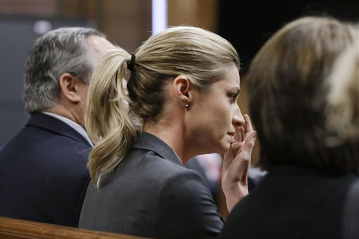 Sportscaster Erin Andrews awarded $55M in nude video suit