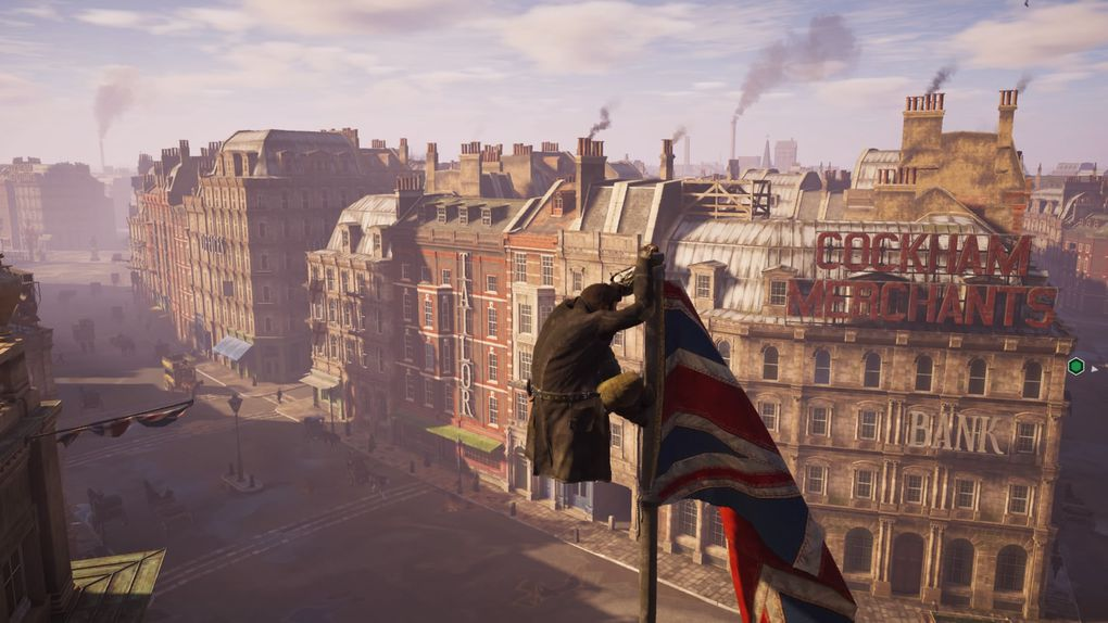 how to change weapon assasins creed syndicate