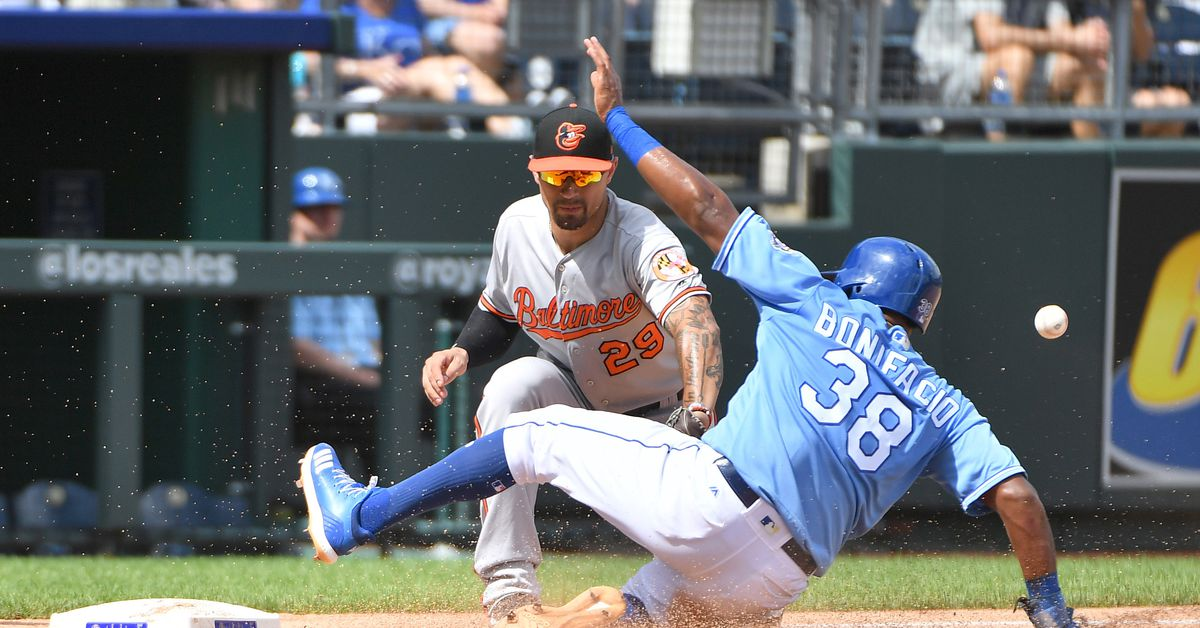 Orioles swept by Royals, 9-1, are clearly the worst team in baseball - Camden Ch...