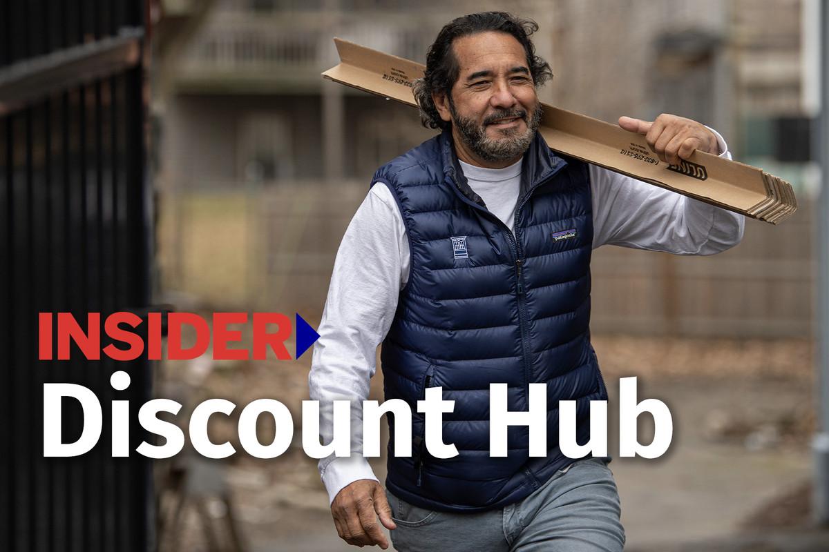 Insider Discount Hub website tout