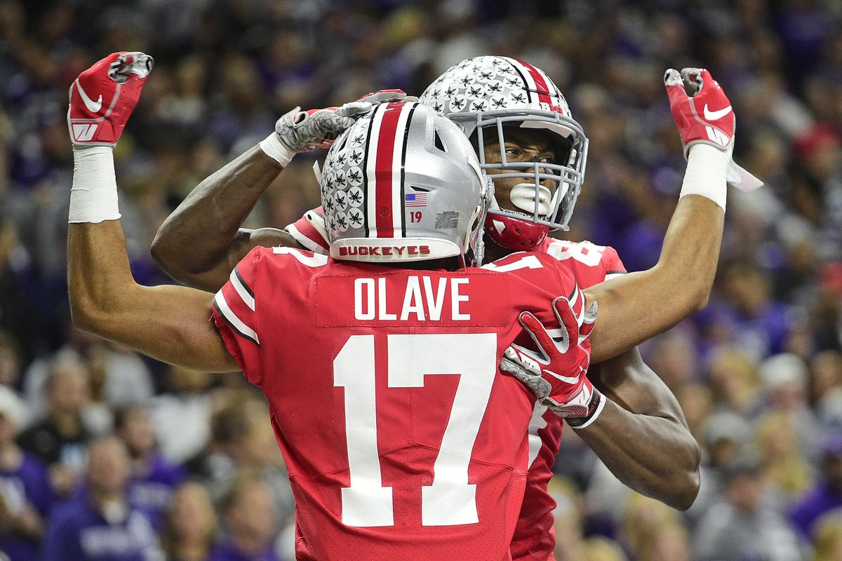 bbe4814606a Ohio State won't be without its share of receivers next season ...