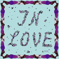 <b>Barbara Agnes</b> In Love Scarf, $110 (originally $275)