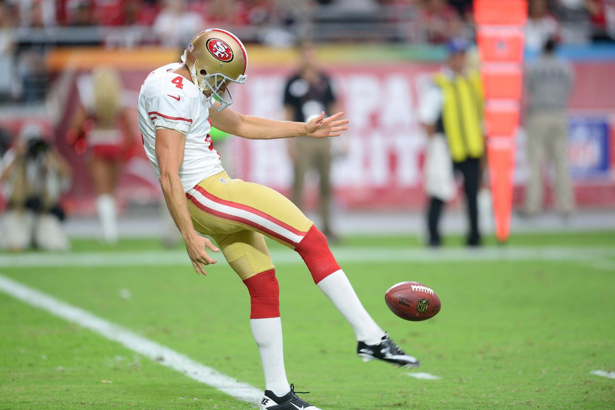 49ers trade Andy Lee to Browns for 7th-round pick, per report ...