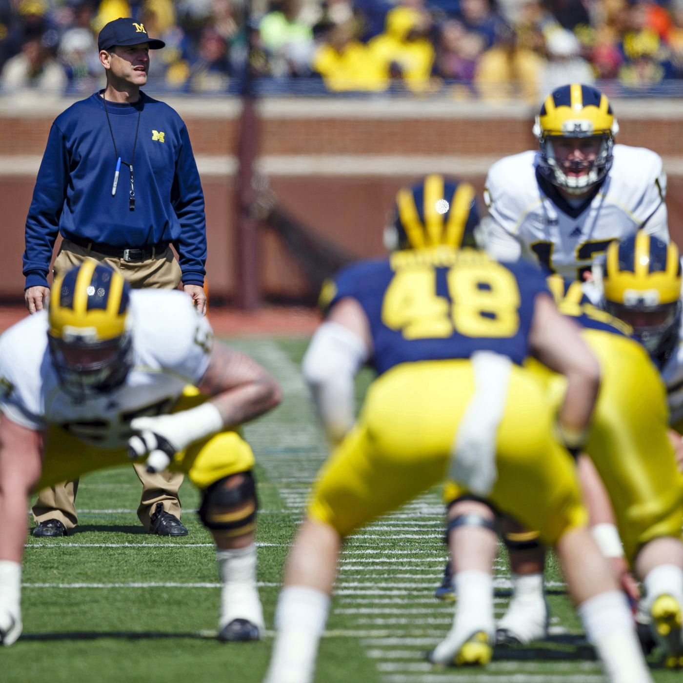 How Does College Football S Spring Practice Work Here Are 5 Quick