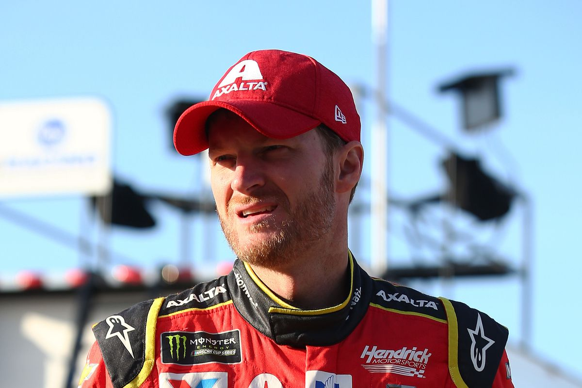 Benched! Earnhardt forced to scrap Eagles car at Pocono