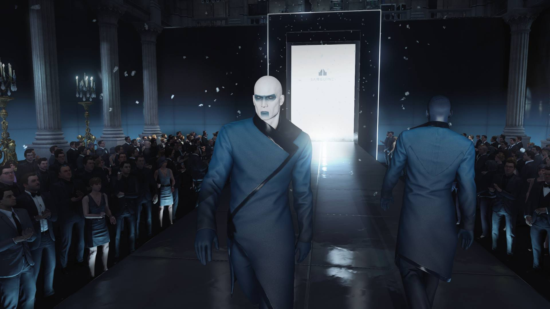 The New Hitman Game Turns Assassination Into Art The Verge