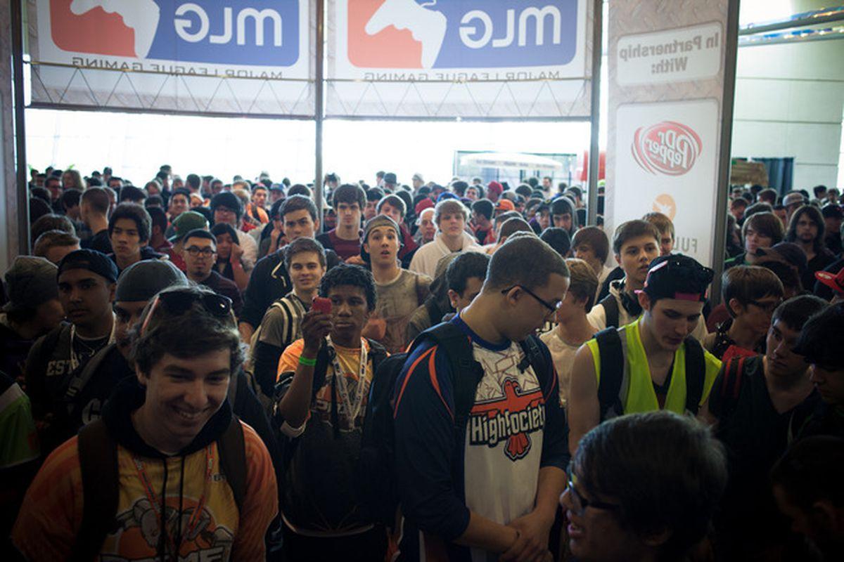 Mlg Sponsoring Walk Up Tournaments At San Diego Comic Con Polygon