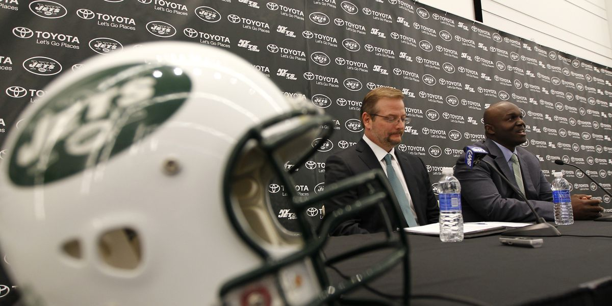 why the extensions for mike maccagnan and todd bowles make sense