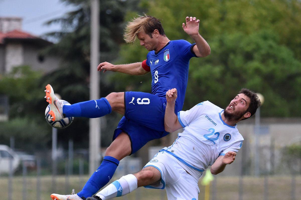 Italy U20 v San Marino U20 - International Friendly
