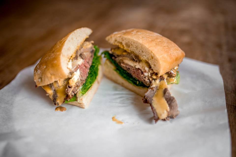 A sandwich from FoodHeads