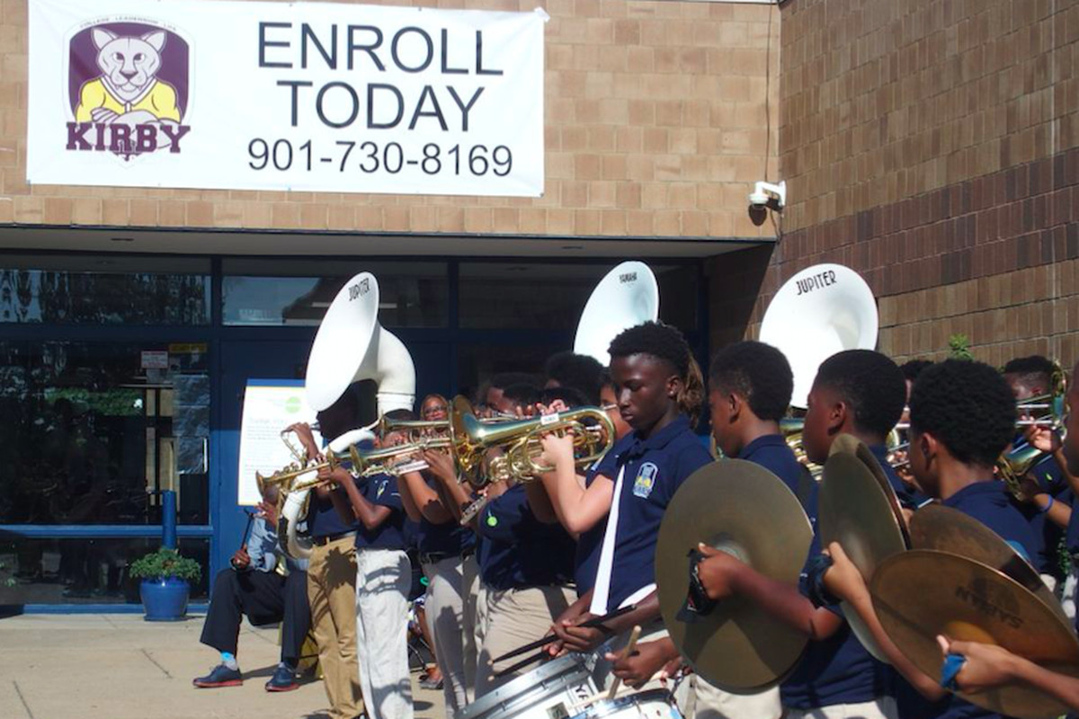 A request for student contact information from Green Dot Public Schools to help with enrollment efforts sparked a fight between the state and Shelby County Schools.