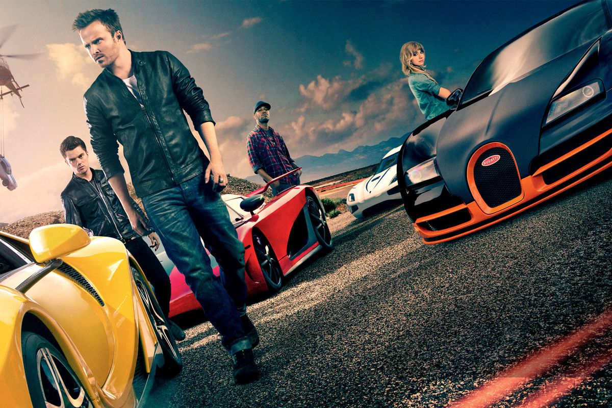 Ea And China Want To Make Another Need For Speed Movie Polygon