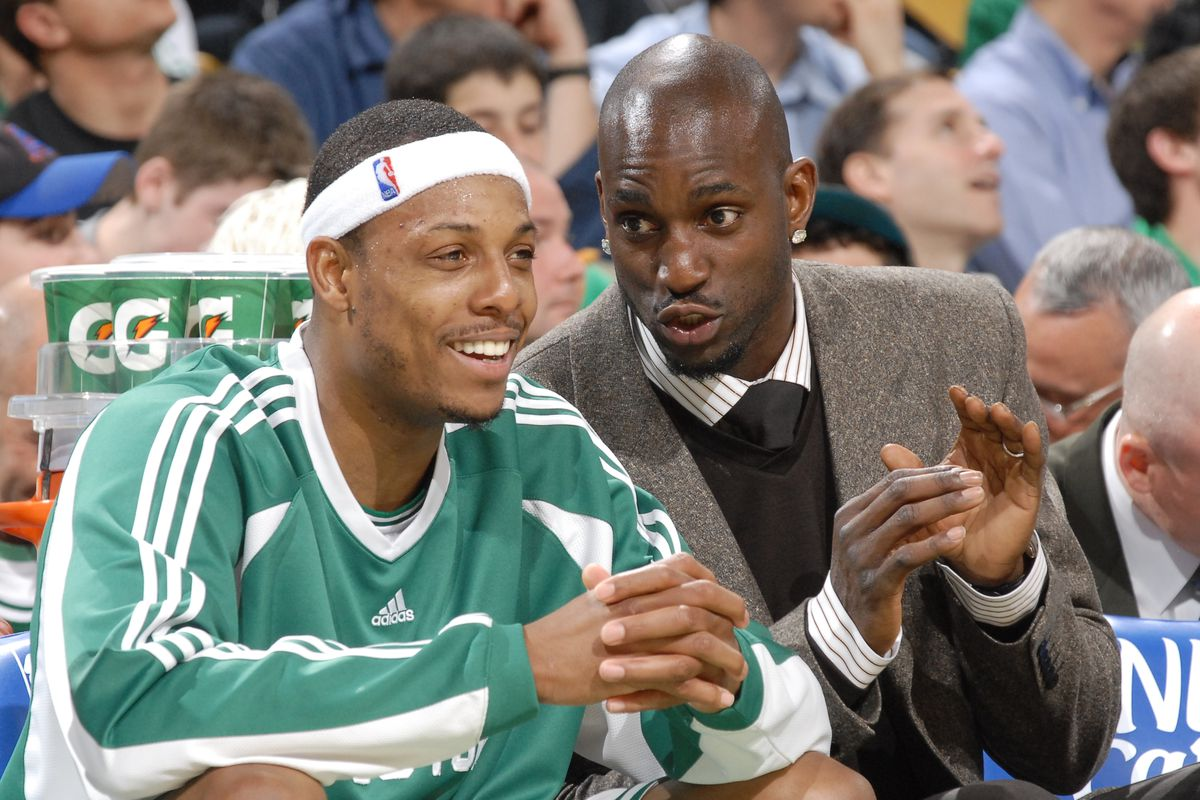 Chicago Bulls v Boston Celtics, Game 2