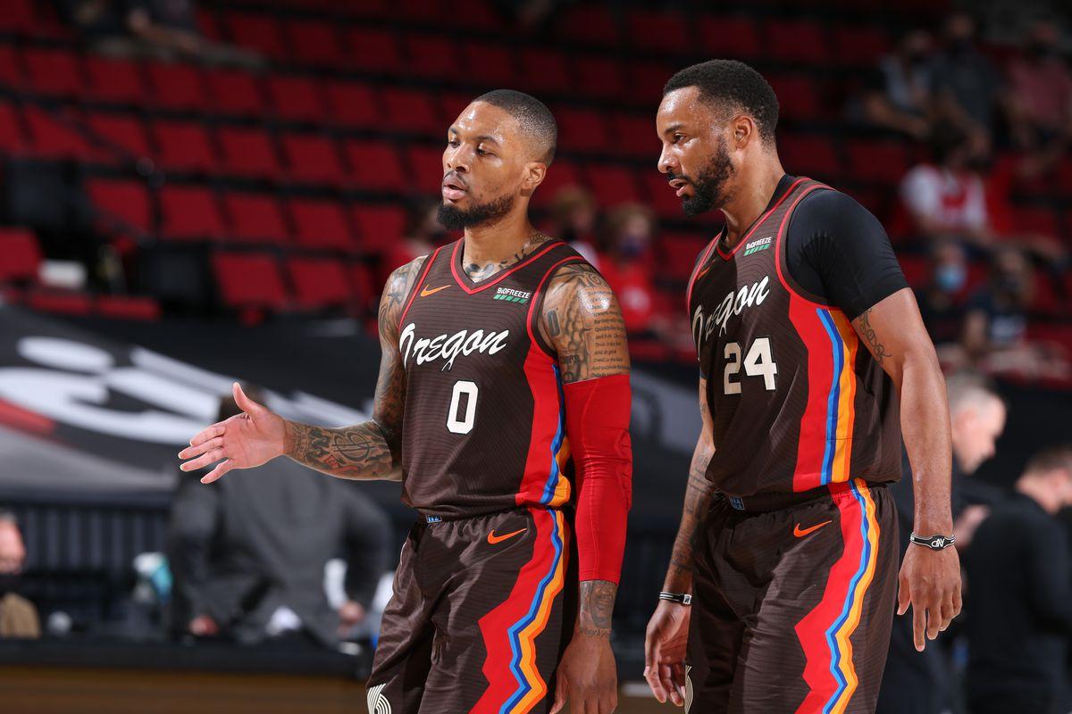 Denver Nuggets v Portland Trail Blazers