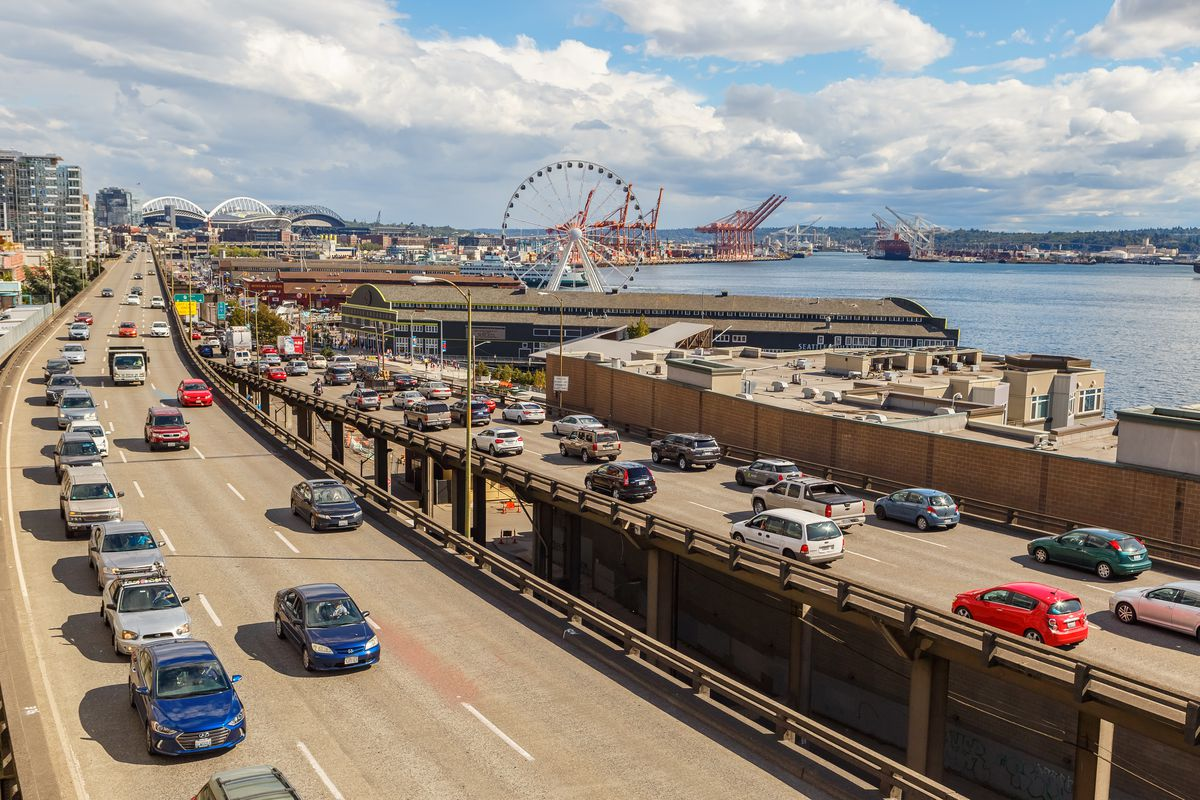 Seattle weekend traffic: More SR 99 closures - Curbed Seattle