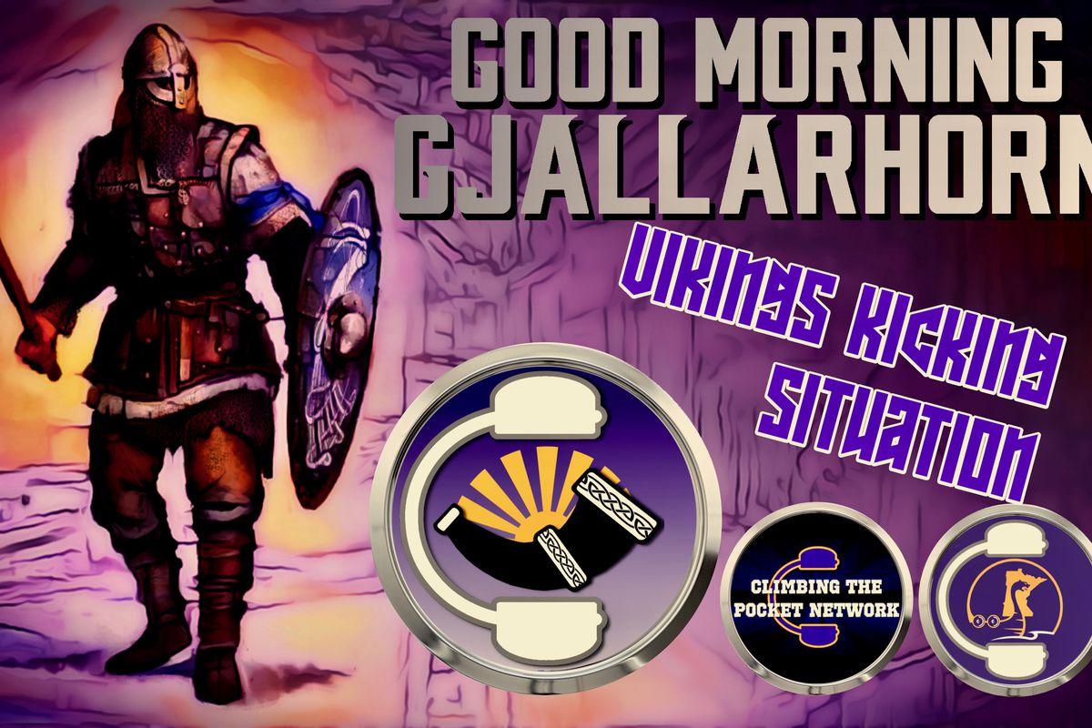 Vikings Kicking Situation – GMG ep 62 - Daily Norseman