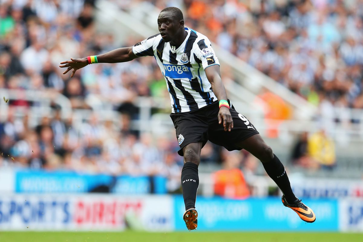 It has been a frustrating start to the season for Cisse.
