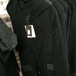 Hermie trench coat, $250 (was $418)