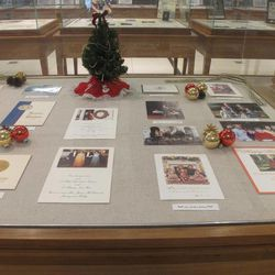SC library displays politicians' holiday cards - Deseret News