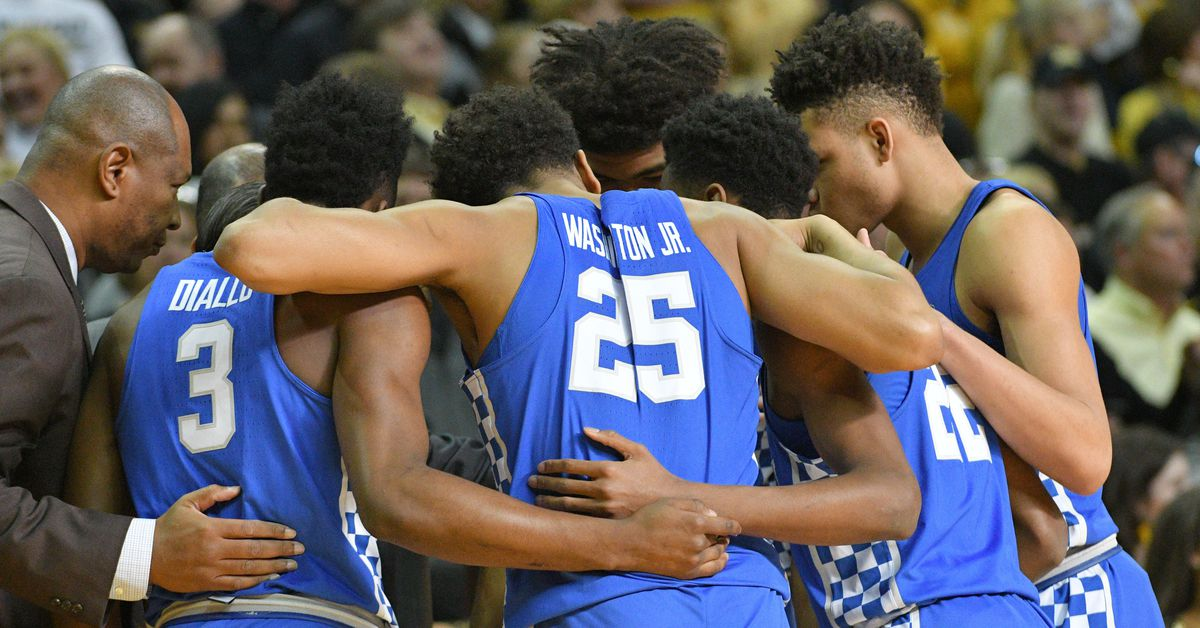 Kentucky Basketball Announces Tv Schedule Game Times And: Kentucky Wildcats Basketball Vs Auburn Tigers: Game Time