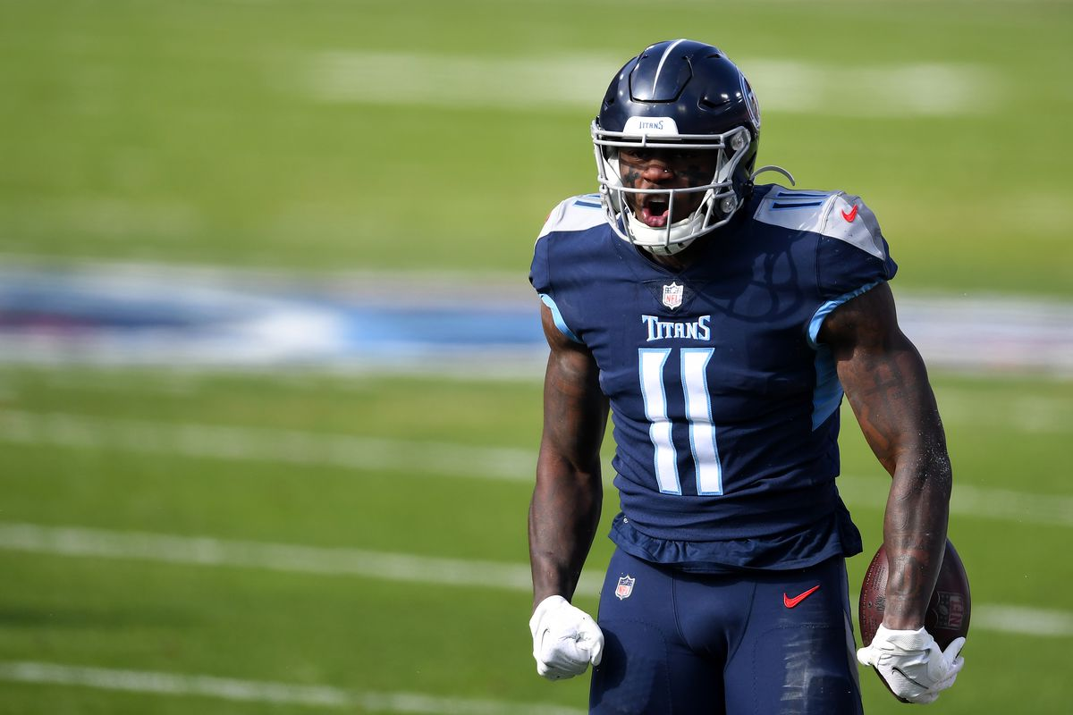 NFL: AFC Wild Card Round-Baltimore Ravens at Tennessee Titans