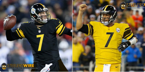 official photos 5e99a 69b50 NFL Rumors: Pittsburgh Steelers Nike 'Color Rush' uniforms ...