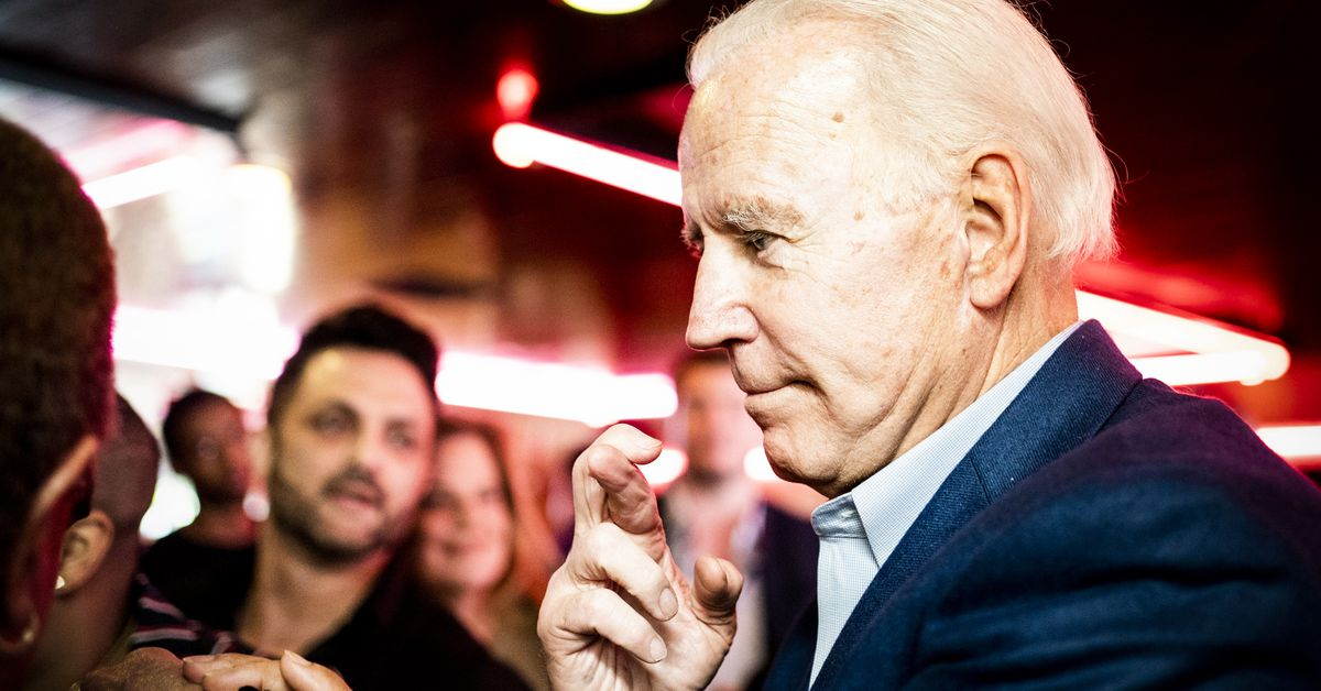 The Democratic Party's risky bet on Biden