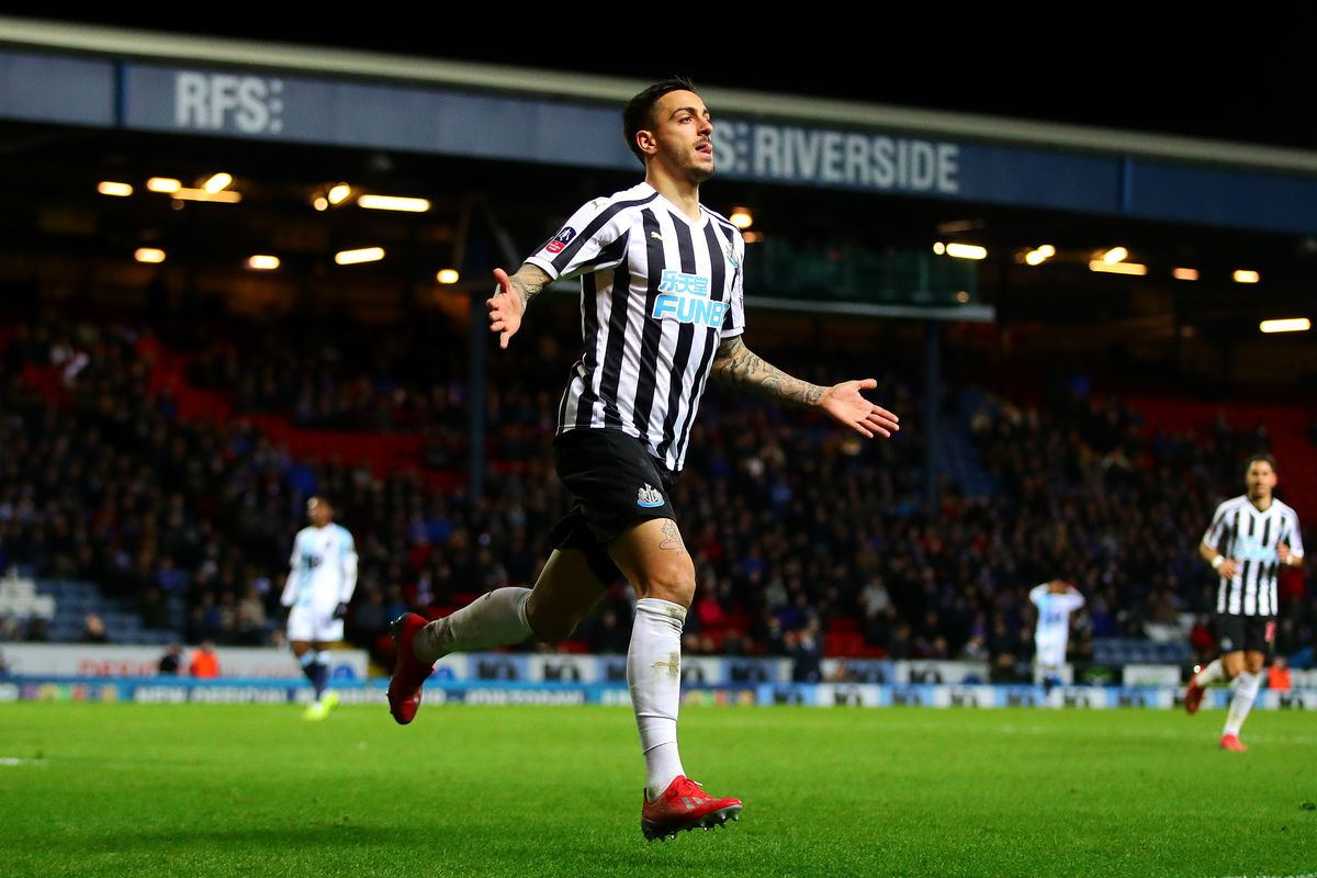 Blackburn Rovers v Newcastle United - FA Cup Third Round Replay