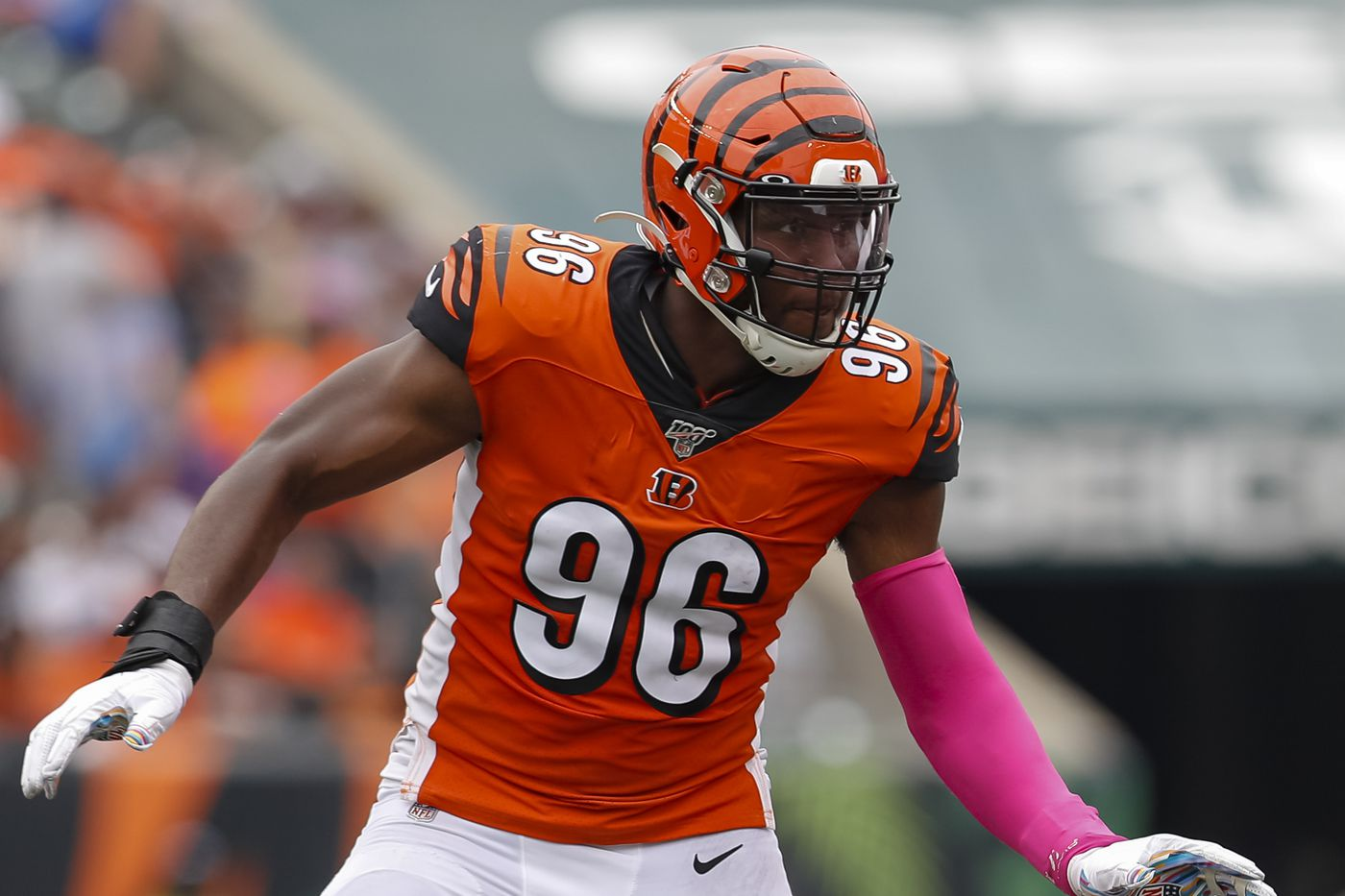 Bengals vs. Ravens injury report: Carlos Dunlap out; Marquise ...