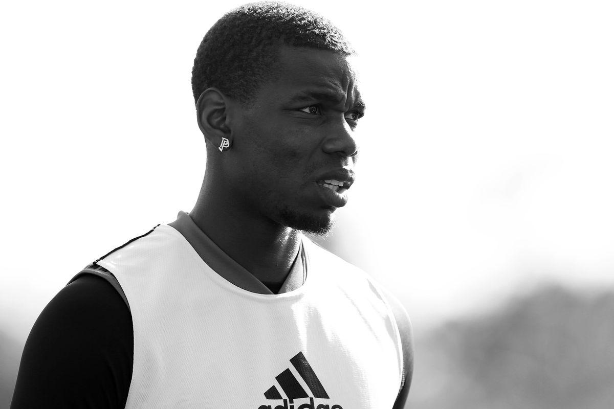 Paul Pogba - Manchester United Pre-Season Tour - Premier League