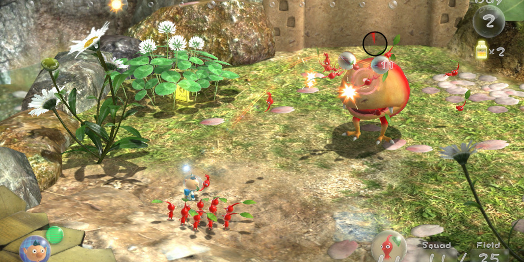 Pikmin 3 S Story Mode Is Grim But Cute Polygon