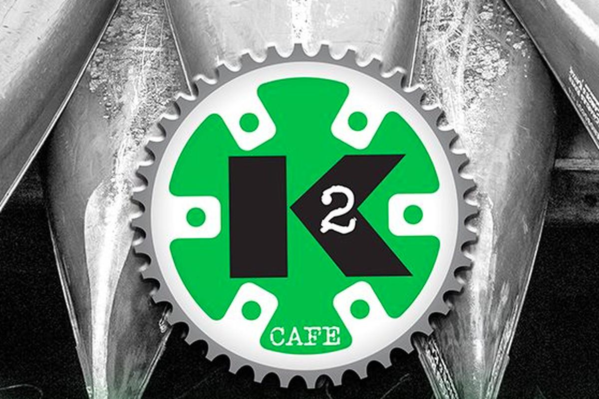 K2 Cafe logo