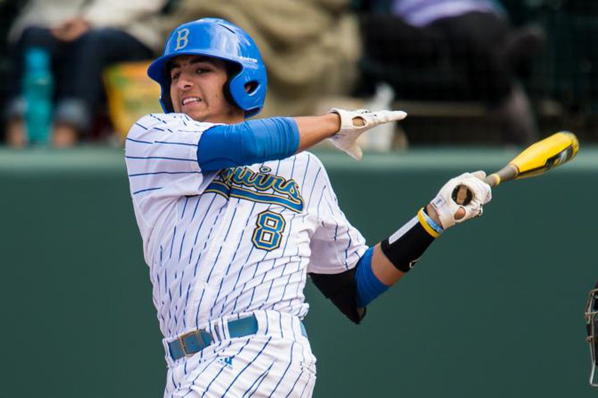 Bruins hot at the plate