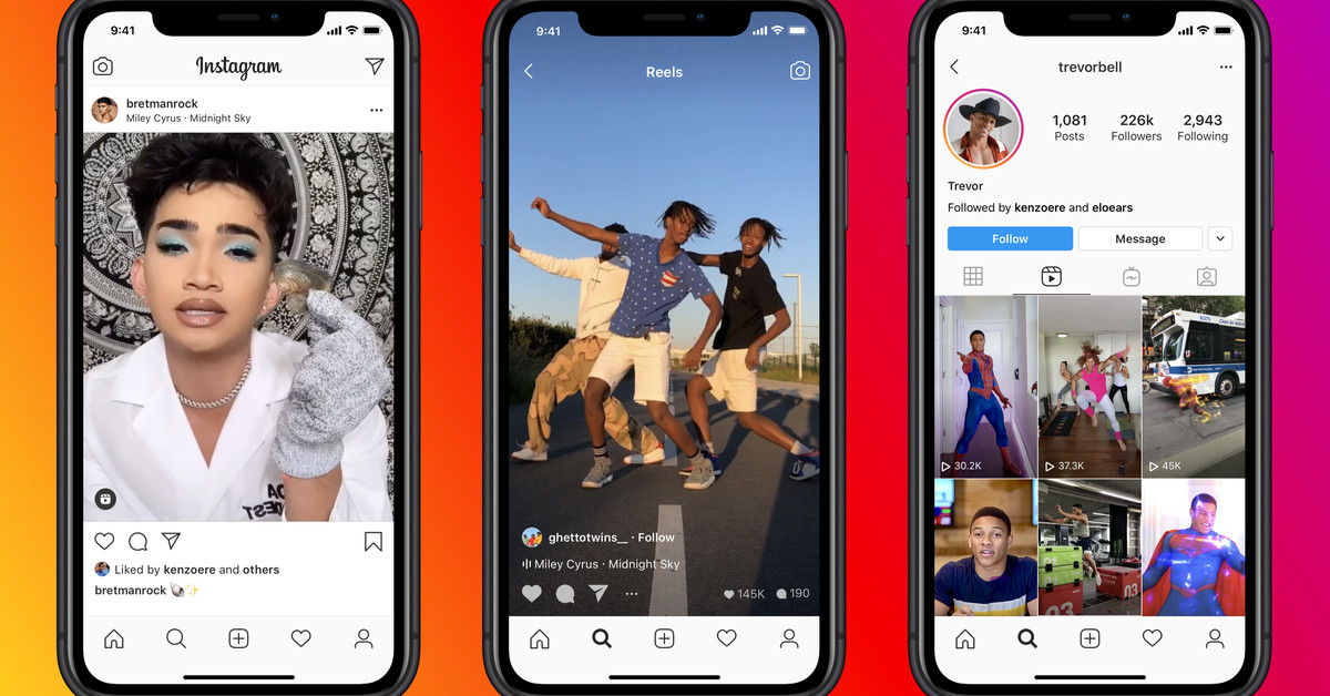 Instagram lead says he's not happy with Reels yet and might 'consolidate' video formats - The Verge